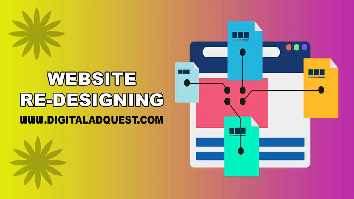 Website Redesigning Services in Delhi India