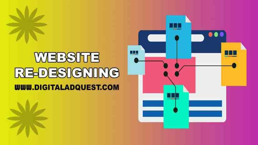 Website Redesigning Services in Delhi India