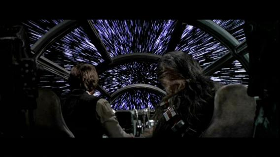 Viaggio Interstellare, Millennium Falcon