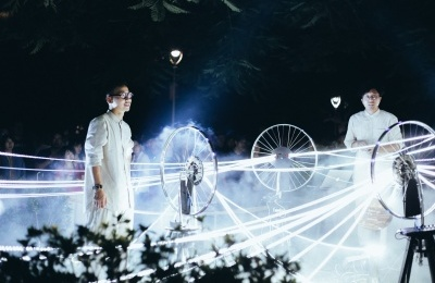 'Cycling Wheel: The Orchestra'