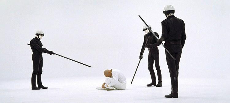 George Lucas' First Feature Film, THX 1138 (1971) | Andrew Jones - Digital  America