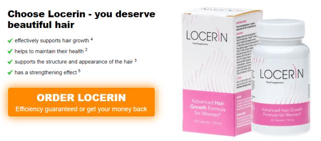 Locerin Benefits