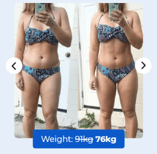 Keto Actives Before and After Results