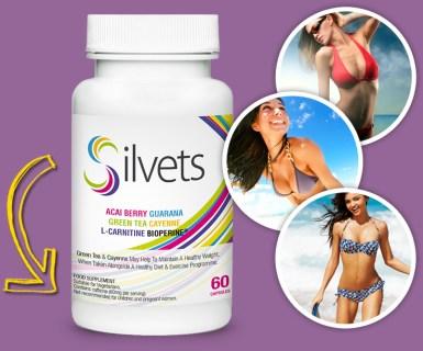 Get a bikini body with Silvets
