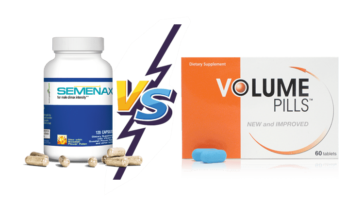 Semenax Vs Volume Pills Digital Angel Corp