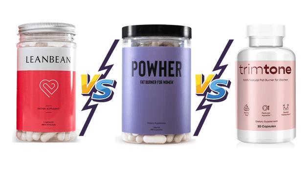 Leanbean vs Powher vs TrimTone Comparison Guide by igitalAngelCorp