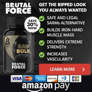 Buy Brutal Force RadBulk Online