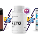 Perfect Keto vs Keto Charge vs Pruvit Review by Digital Angel Corp