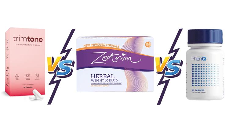 TrimTone vs Zotrim vs PhenQ Digital Angel Corp Review
