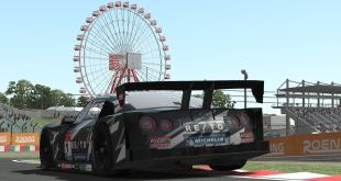 rfactor2-nissan-gtr-new build