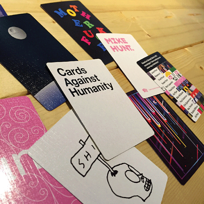 Cards Against Humanity Design Pack Brings More Colourful