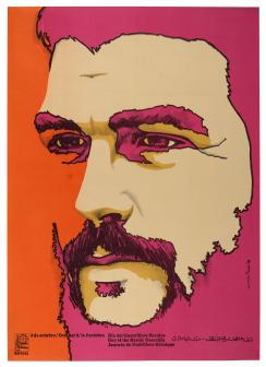 Classic posters from Cuba's Golden Age celebrate cinema and ...
