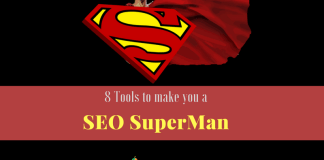 8 Tools to make you a SEO Superman
