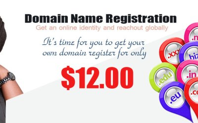Cheap domain registration@ $13 Only
