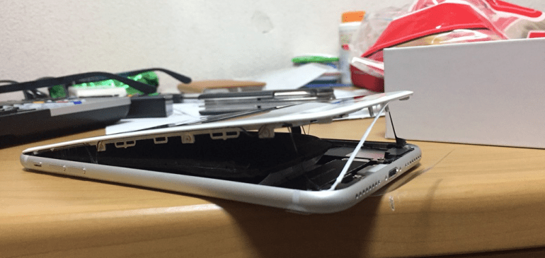 """iPhone 8 Plus Units """"BURST OPEN"""" Fresh Reports suggests battery issues"""