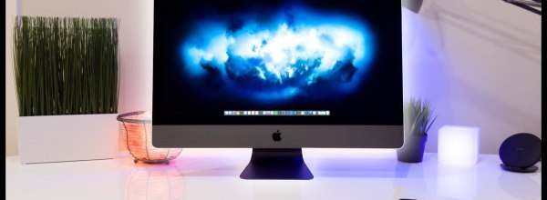 The Review of iMAC Pro