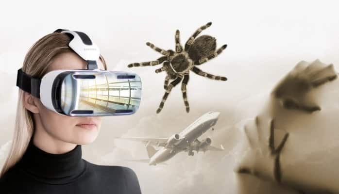 VR in your Head: Startups Offering Virtual Reality Exposure Therapy |  Digital Bodies