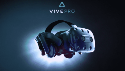 The Vive Pro VR Headset is coming April 5th for $800