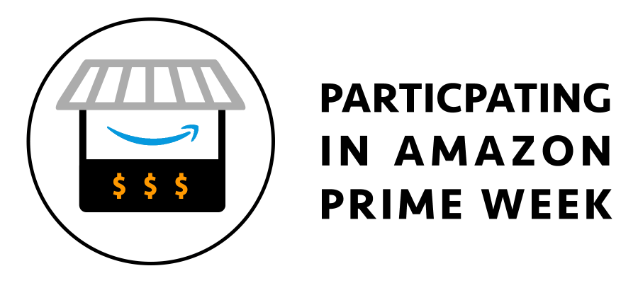 Amazon Prime Week participation logo