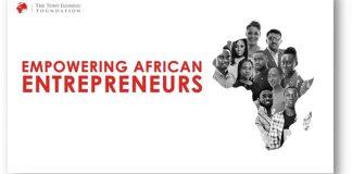 Les 3050 candidats retenus pour l'édition 2019 Fondation Tony Elumelu