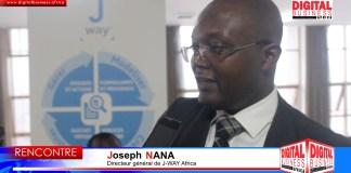 Joseph Nana : « Voici pourquoi le Cap-vert est au-dessus du Cameroun en matière d'eGov » [Vidéo]