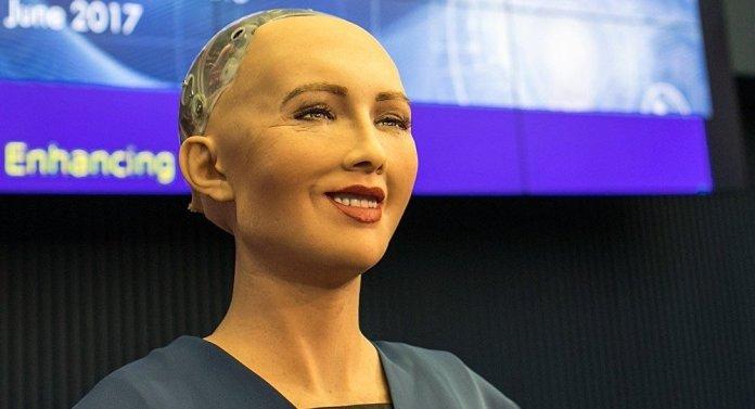 Sophia, le premier robot humanoïde, interviendra au Transform Africa Summit 2019