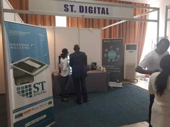 Congo Brazza : A Osiane, ST DIGITAL a présenté ses offres de formation en 2019 à Brazza, à Lomé, à Abidjan et à Douala