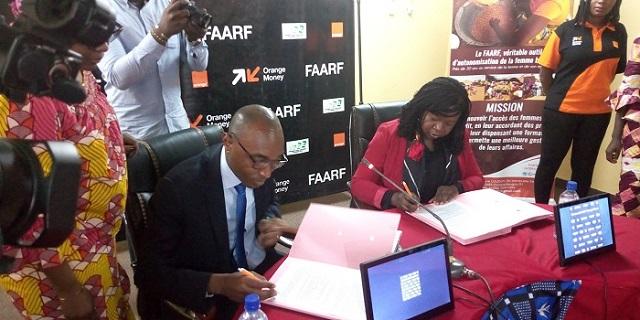 Burkina Faso : Le FAARF adopte le mobile money comme moyen de remboursement de ses créances
