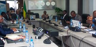 Le Gabon et ses partenaires préparent et examinent les études de faisabilité du projet CAB Gabon