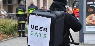 L'applcation de distribution alimentaire Uber Eats lancée à Soweto
