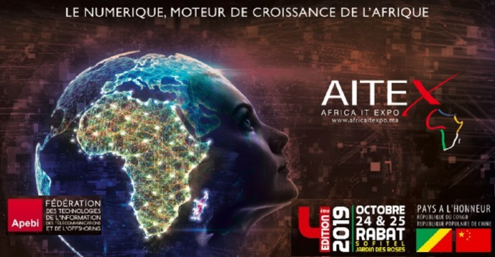Morocco: The 2019 AITEX Business Forum will be held on October 24 and 25, 2019 in Rabat with Congo and China as a country of honor