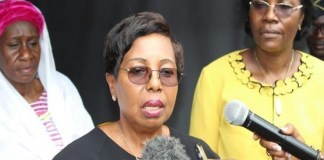 ministre des Enseignements secondaires Nalova Lyonga