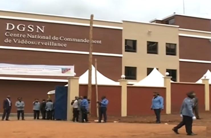 Centre national de commande de vidéosurveillance de Yaoundé