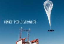 Ballon Loon Google