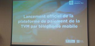 Lancement TVM Via Mobile Diapo