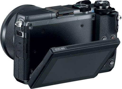 Canon EOS M6 LCD