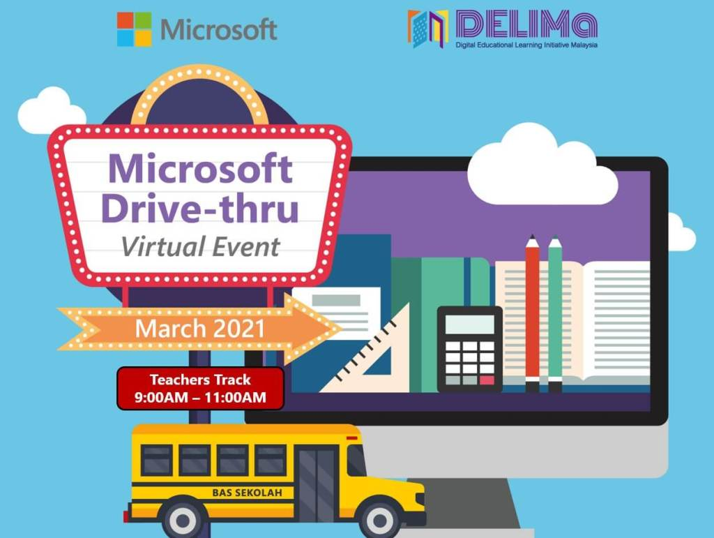 Program Microsoft bersama Digital Classroom 2021
