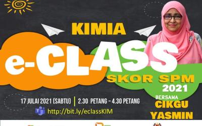 eClass Digital Classroom 2021
