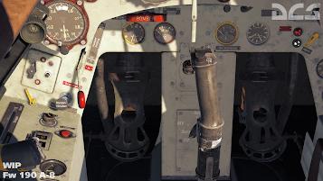2018 10 04 Fw 190 A 8 cockpit WIP 1 358