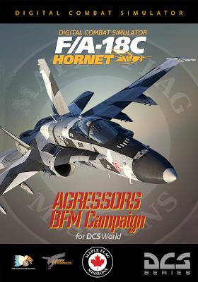 FA 18C Aggressors BFM Camp 280