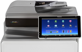 MP C307 Colour Laser Multifunction Printer