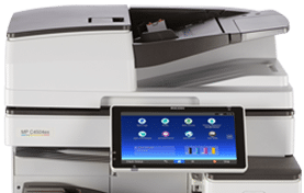 MP C4504ex Colour Laser Multifunction Printer