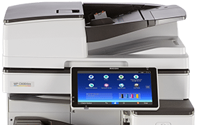 MP C6004ex Colour Laser Multifunction Printer