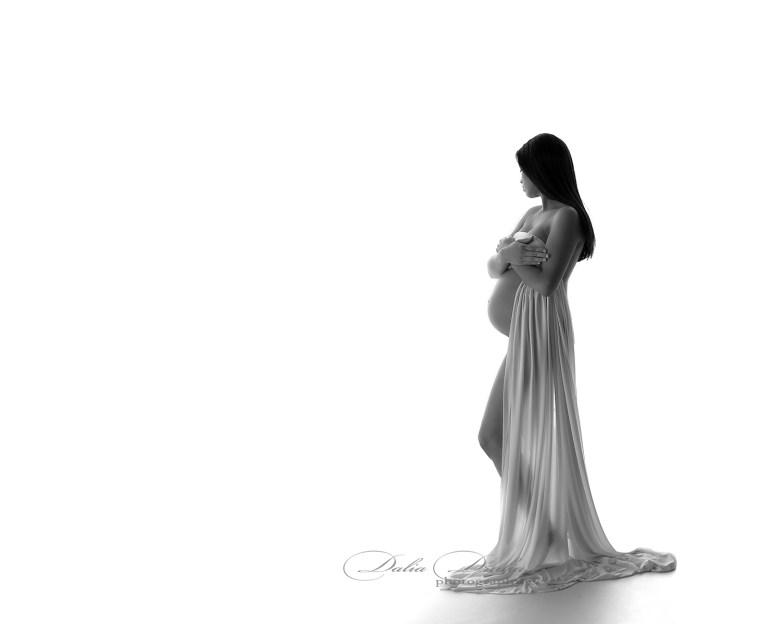silhouette maternity