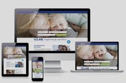 Allianz1.it - responsive website