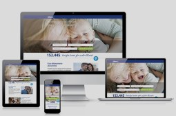 Allianz1.it - responsive website