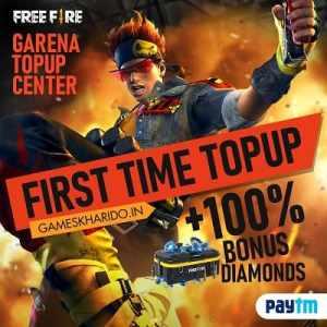 Free Fire Diamond Top Up
