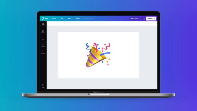 What's New in Canva 2.0: Add Emojis