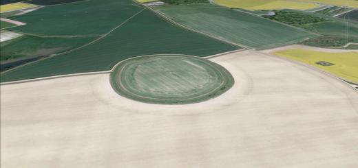 Codford Circle Hillfort, Wiltshire