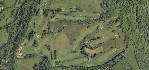 Bathampton Camp Hill Fort, Somerset.